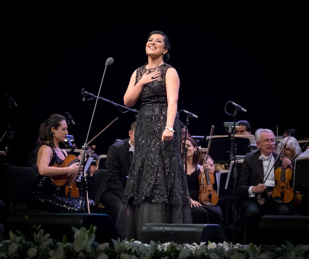 Maria Katzarava - © Ana Lourdes Herrera