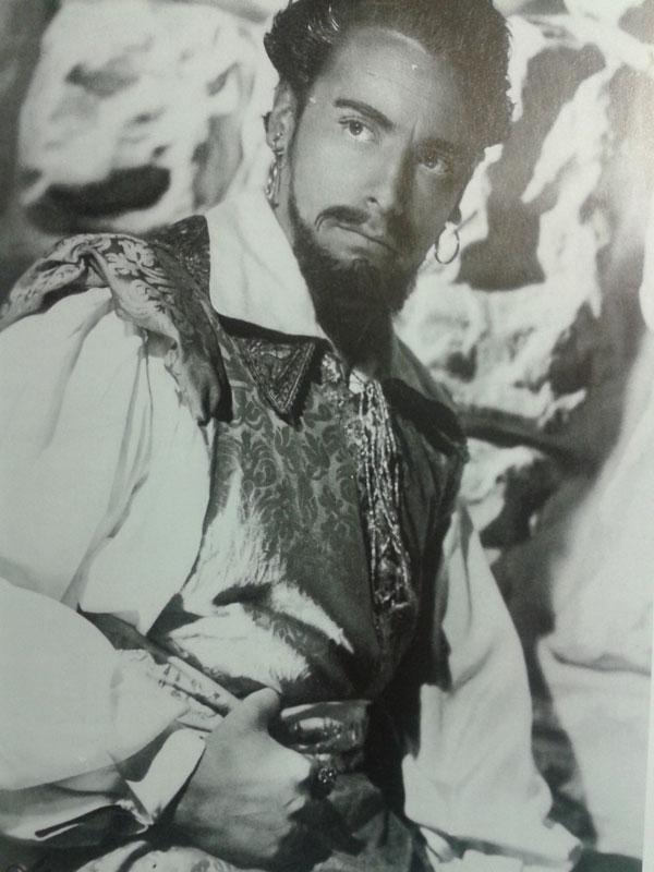 il suo primo Otello a Buenos Aires. Era il 1950 e Del Monaco aveva appena 35 anni