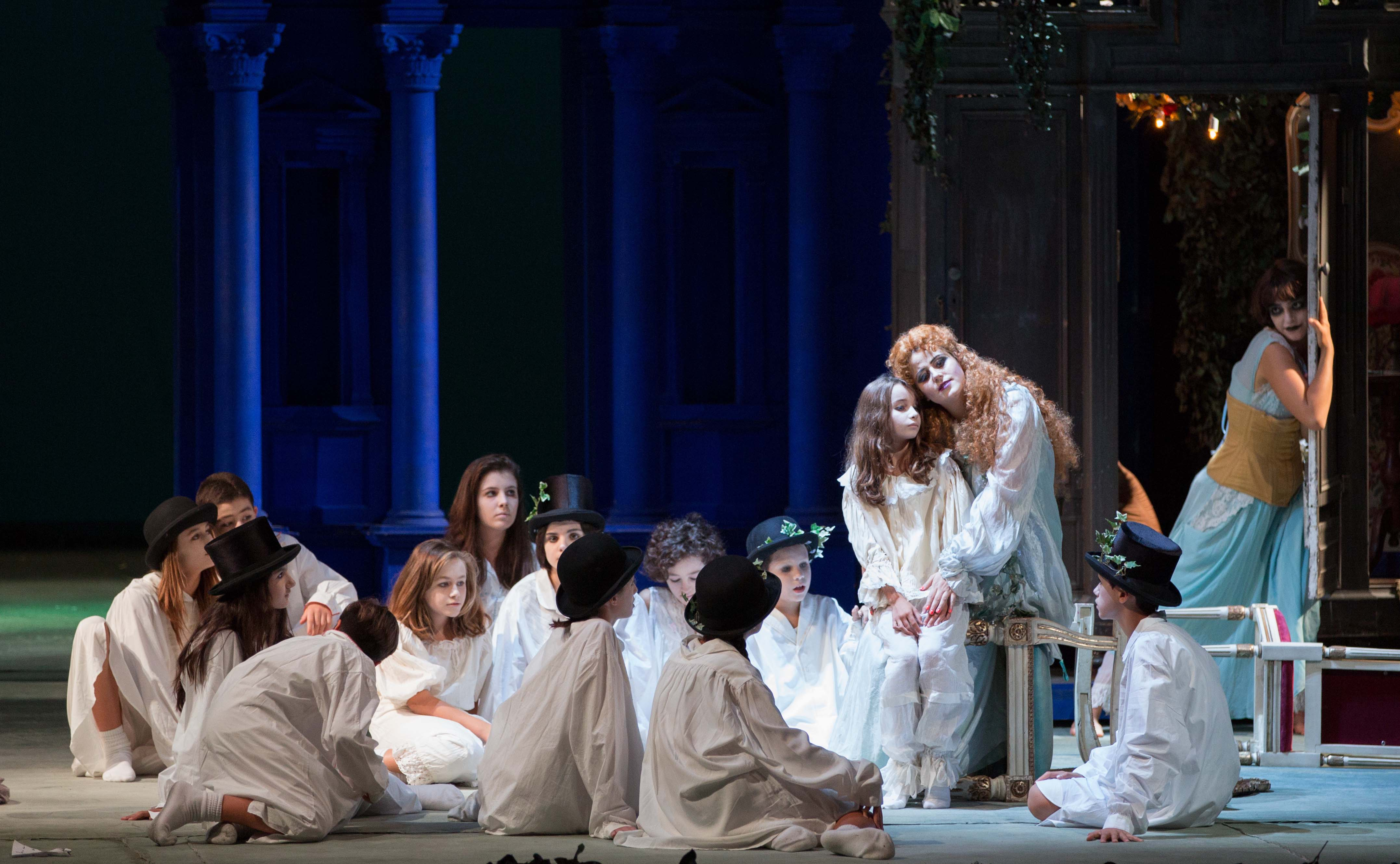 Cremona - Teatro Ponchielli: A Midsummer Night's Dream - credit Teatro Ponchielli di Cremona