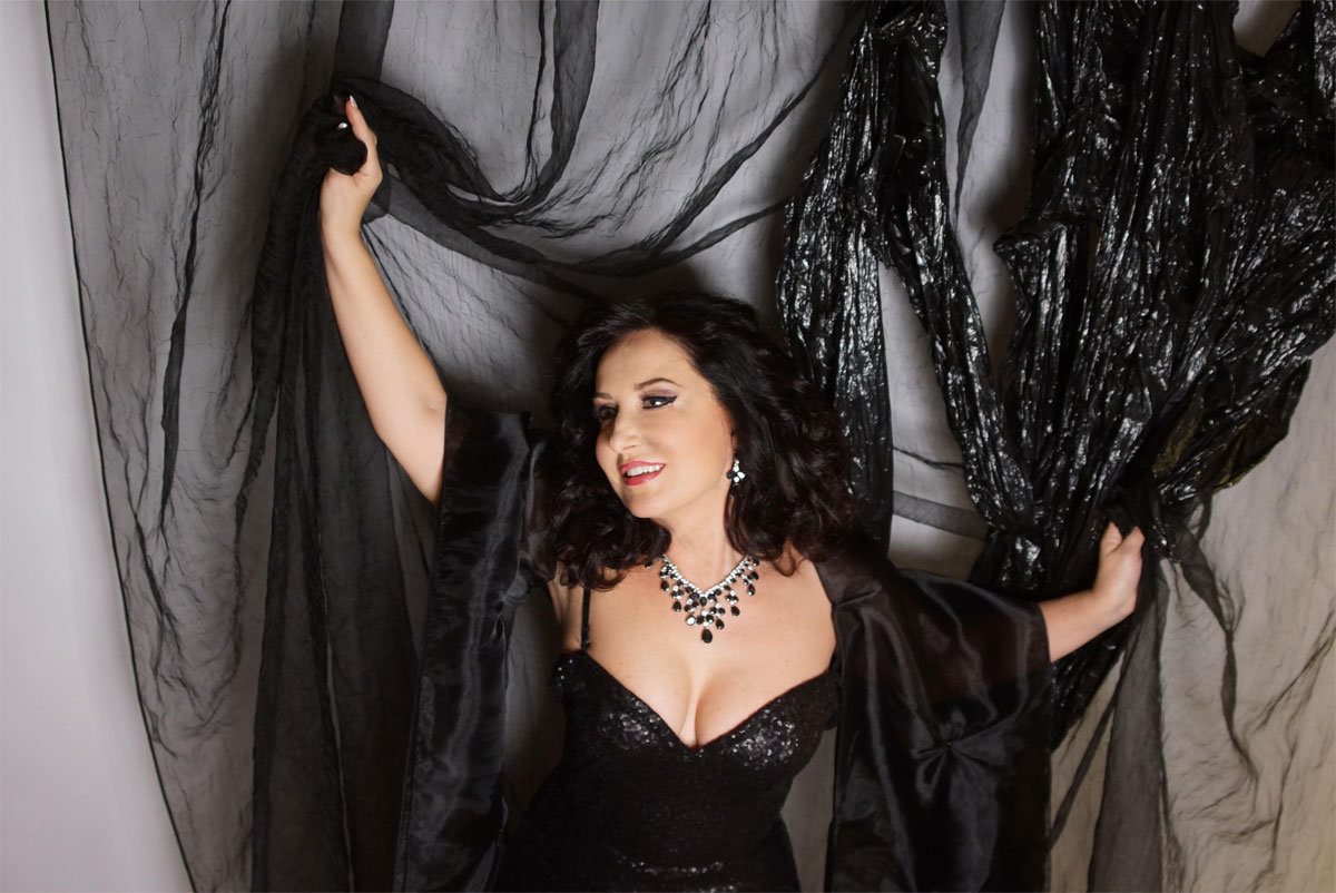 Elena Mosuc - foto by Paulo César