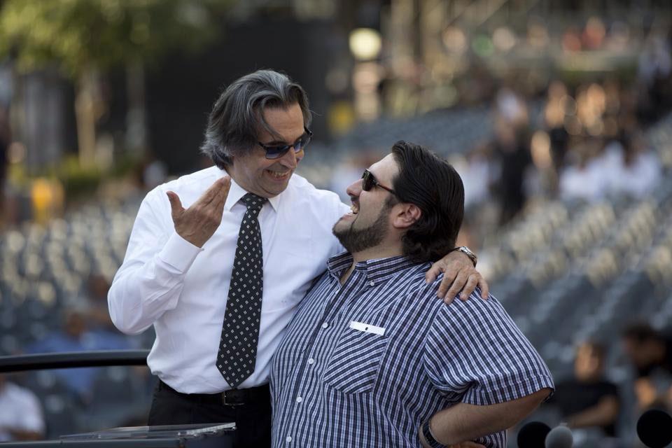 Riccardo Muti e Nicola Alaimo