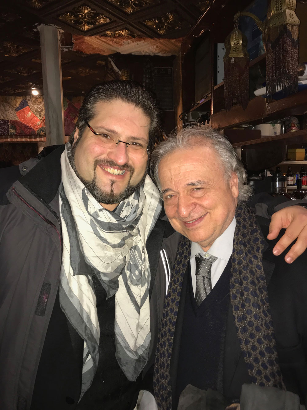 Nicola Alaimo e Donato Renzetti