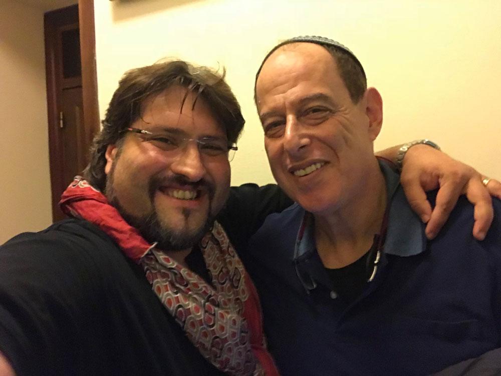 Nicola Alaimo e Daniel Oren