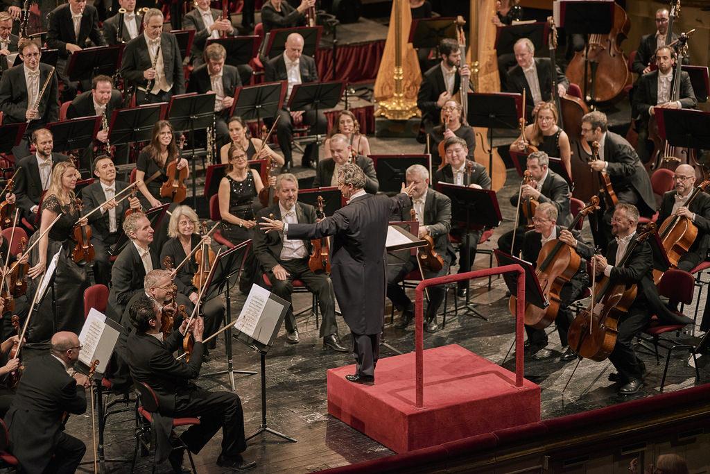 Foto dal sito dell'Orchestra Filarmonica della Scala