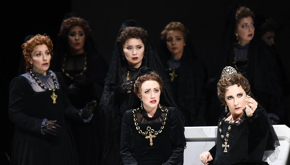 La Regina - Serema Farnocchia - Foto Teatro Regio Parma