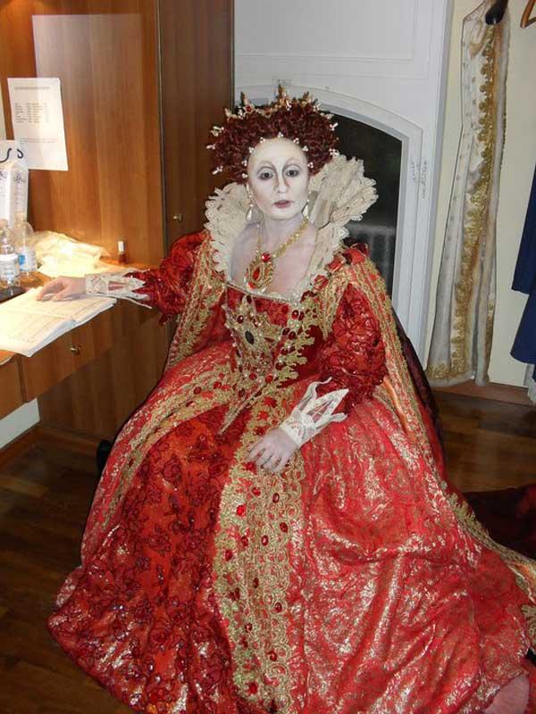 Carmela Remigio è Elisabetta nel Roberto Devereux  - Opera di Roma - 3 ottobre 2010