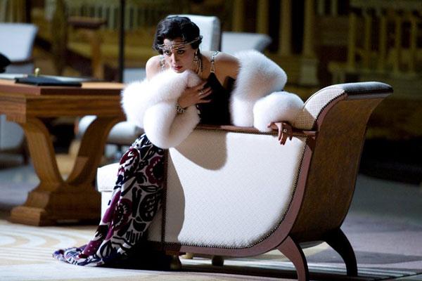Carmela Remigio nel ruolo di Vitellia; La clemenza di Tito - Teatro Regio di Torino, 2008