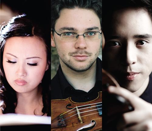 Foto (c)  Sitkovetsky Trio 2011-2018