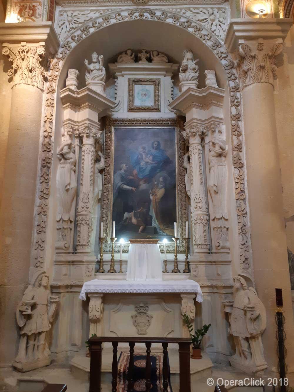 Chiesa di San Niccolò e Cataldo - Lecce