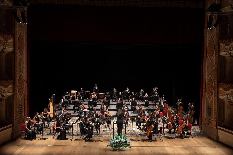 Venice Chamber Orchestra diretta da Speranza Scapucci