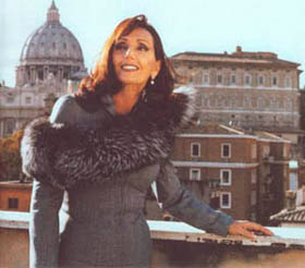 Gabriella Tucci in una foto recente