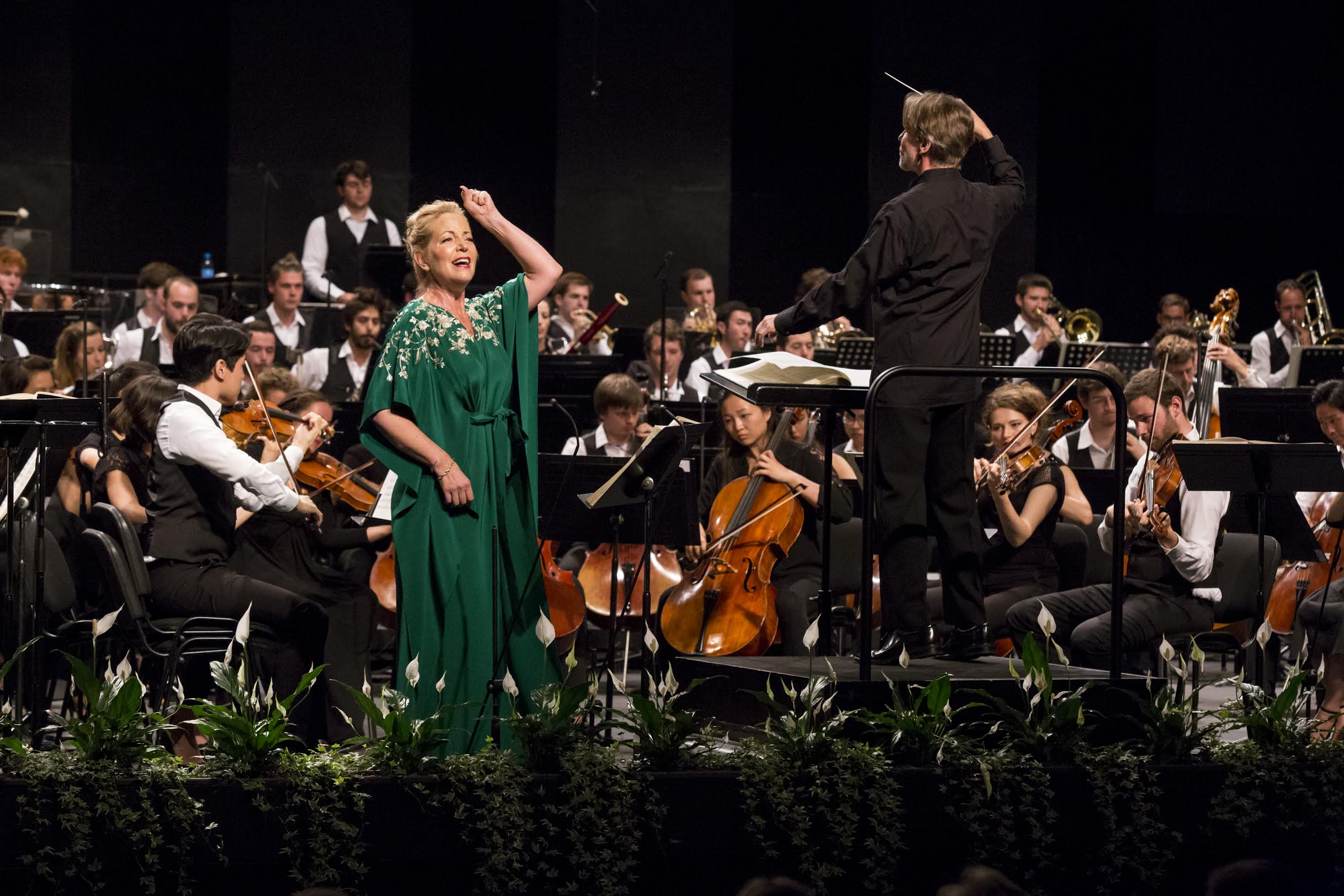 Lise Lindstrom, Esa-Pekka Salonen