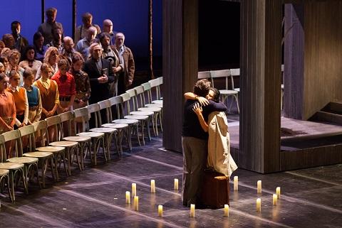 Foto concesse dal Teatro del Maggio Musicale Fiorentino